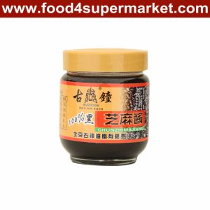 Sesame Paste 325g in Bottle pictures & photos