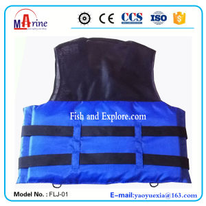 EPE Foam Working Fishing Life Vest with OEM Service pictures & photos