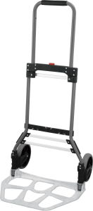 Heavy Duty Telescopic Steel Hand Trolley (HT120S-1) pictures & photos