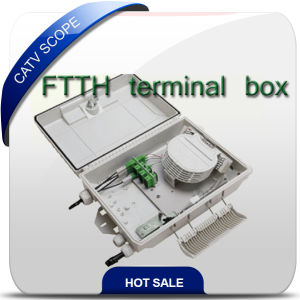 Wall Mounted FTTH Optical Terminal Box