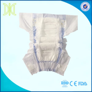 Dry and Soft Disposable Baby Diapers Factory with OEM pictures & photos