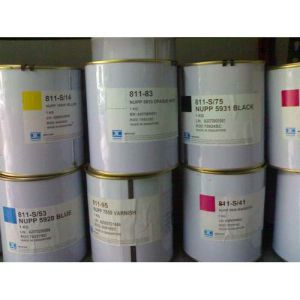 Offset Ink for PU Pad Printing Colors Ink