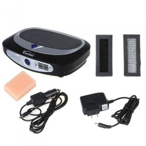Automobile Accessories Ionic Car Air Purifier with UV Sanitizer pictures & photos