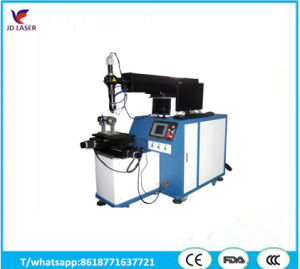 CNC Automatic Laser Welding Machine with YAG Laser
