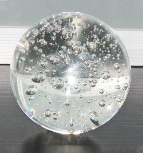 Wholesale K9 Crystal Glass Ball for Decoration pictures & photos