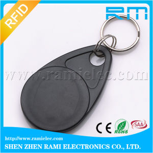 Colorful Membership Management 125kHz Tk4100 ABS RFID Key Tag/NFC Keyfob