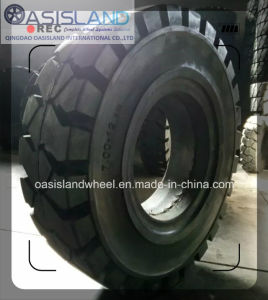 Industrial Solid Tyre 7.00-12 for Forklift pictures & photos