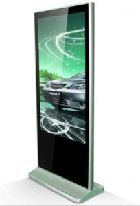 LCD Advertising Displayer