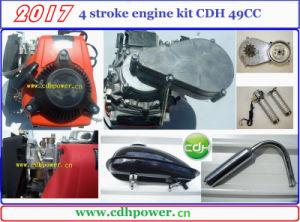 Gas Powered Bicycle/4 Stroke Bicycle Engine Kit/Motor Engine 4 Stroke 49cc