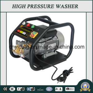 150bar 8L/Min Consumer Portable Electric Pressure Car Washer (HPW-DT1508B) pictures & photos