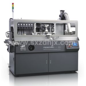 Automatic Two Color Screen Printer with Air Dryer System