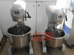 Commercial Planetary Stand Mixer China 20 Qt 200 L Model Liters for Sale (ZB-B30) pictures & photos