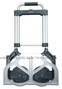 Aluminum Foldable Hand Trolley (HT121C-1) pictures & photos