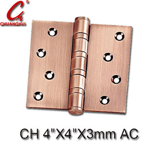 Hardware Accessories Door Flat Hinge pictures & photos
