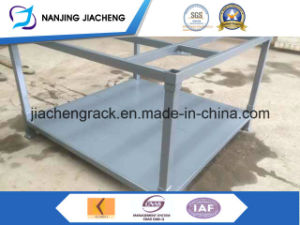 New Type of Stackable Steel Fabric Pallet pictures & photos