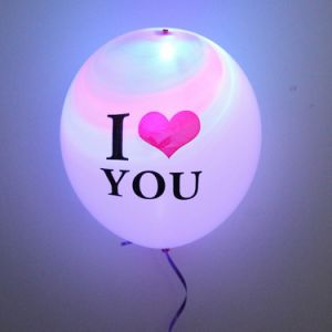Party Decoration LED Light Balloon /Play Balloon pictures & photos