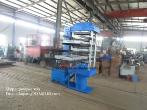 Leading China Exporter Rubber Tile Making Machine / Rubber Floor Machinery pictures & photos