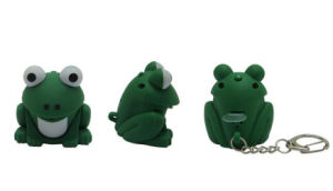 OEM Newest Fashion Frog Keychains pictures & photos