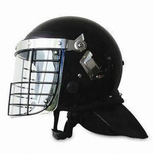 PC/ABS Anti-Riot Helmet for Military Equipment pictures & photos