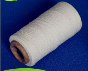Ne6s to Ne20s Recycled Cotton Polyester Blended Yarn for Glove