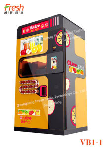 China Hot Sales Fresh Orange Juice Vending Machine China Fresh