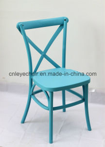 Hotel Dining Chair/Outdoor Cross Back Chair/X Back Chair pictures & photos