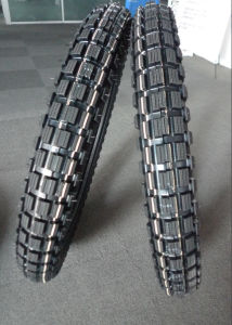 6pr Dual Sport Front Rear 2.75-18 3.00-18 Motorcycle Tire pictures & photos