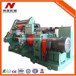 Humanized&Safety Rubber Mixing Mill