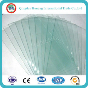 1-2mm Clear Sheet Glass/Thin Glass