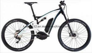 2014 New Modle Electric City Bike with Crank Drive Motor (SD-030 pictures & photos