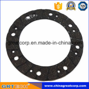 High Quality Friction Material Non-Asbestos Clutch Facing