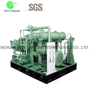 360nm3/H Displacement 25MPa Natural Gas CNG Compressor