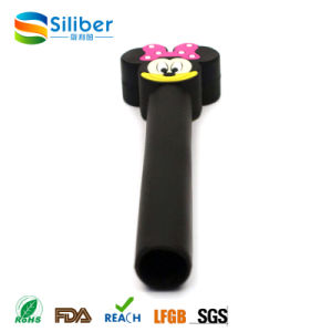 Wholesale Endurable Cute Cartoon Creative Custom Silicone Selfie Stick Holder