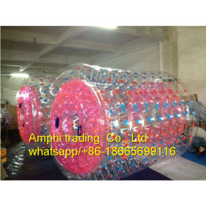 PVC or TPU Inflatable Water Roller/Roller Ball/Walking Roller for Children