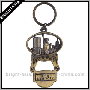 Custom Key Chain for Costa Rica Souvenir (BYH-10277) pictures & photos