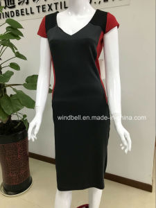 Fashionable Cut Design Dress for Women pictures & photos