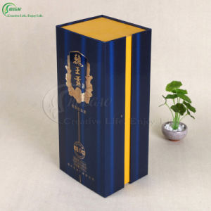 Professional Custom Printing Paper Packaging Boxes for Wine/Gift/Tea (KG-PX089)