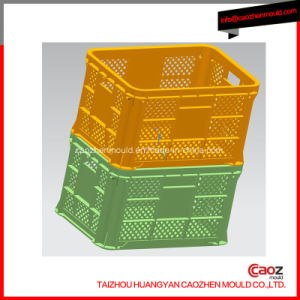 Plastic Injection Medium Crate Mold in Huangyan