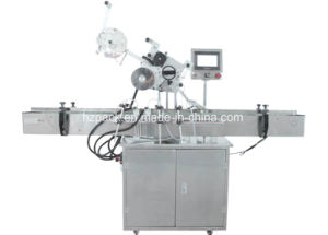 Automatic Flat Labeling Machine From China pictures & photos