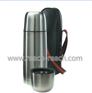 Stainless Steel Vacuum Flask Thermos Bottle (R-8033) pictures & photos