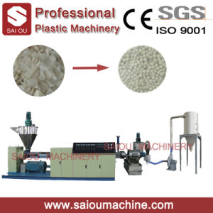 Model Waste Plastic Granulating Pelletizing Recycling Machine pictures & photos