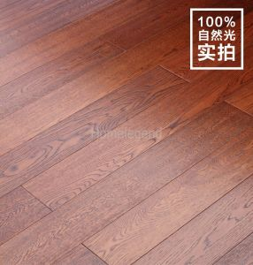 China Red Color Oak Engineered Wood