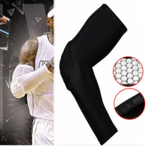 Honey Type Sport Elbow Supporter with Good Elastic pictures & photos