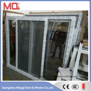Reflective Glass Vinyl Sliding Window for Hot Weather