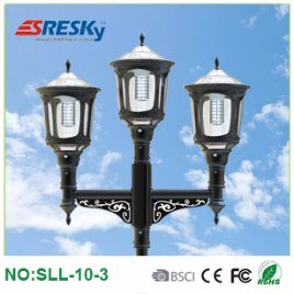 Top Quality Solar Landscape Light Park Lighting with Good Service