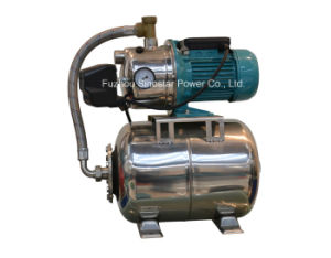 0.5HP to 1HP Jet Booster Pump with Steel Tank