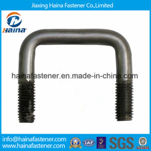 China Supplier Stainless Steel Ss316/Ss304 Square Head U Bolt pictures & photos