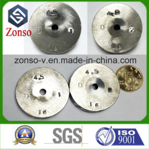 High Speed Wire Cutting Mold Parts for Stamping Forming Die