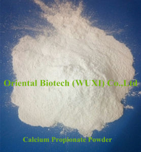 Preservatives Calcium Propionate Powder/Granular Professional Supplier in China