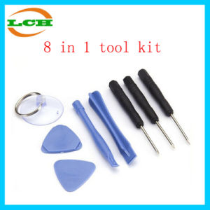 8 in 1 Cell Phone Repair Pry Kit Opening Tools pictures & photos